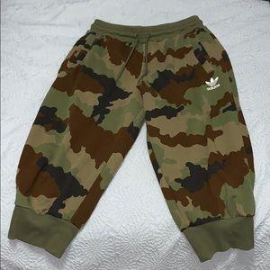 Adidas Camouflage Joggers